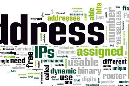 Beginilah Cara Merubah IP Smartphone Android Agar Bisa dengan bebas akses Internet