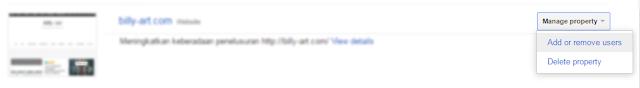 Verifikasi Blog dengan Metode Google Tag Manager