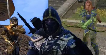 Elder Scrolls Online Nightblade