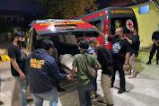 Polres Sigi Bersama TIM Inavis Polda Sulteng Lakukan Olah TKP Penemuan mayat