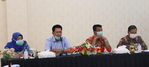 Gugus Tugas Dirikan Posko Induk Kabupaten