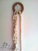 tressage des cordes noeuds macramé
