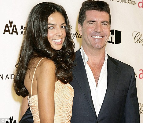 are simon cowell and adele dating
