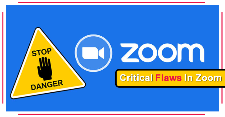 Zoom Vulnerability Allow Attackers to Hack Victim Machine via Chat Messages