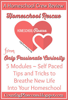 #hsreviews #homeschoolrescue