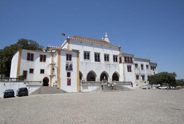 Sintra-Palacio national