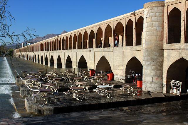 10 lugares a não perder ao visitar Isfahan