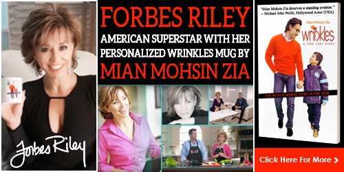 Forbes Riley and Mian Mohsin Zia