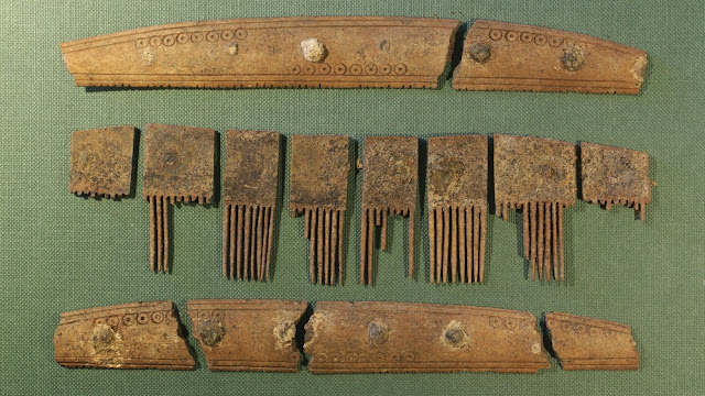 Unique Viking runes engraved on ancient comb discovered in Denmark