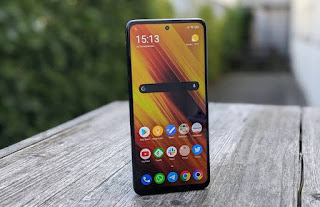 layar Xiaomi Poco X3