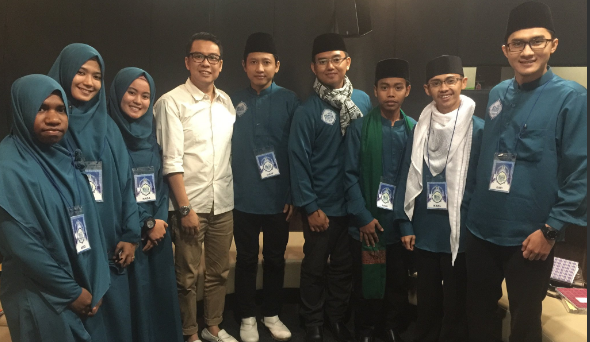 Peserta AKSI Akademi Sahur Indonesia 2016 Group 2