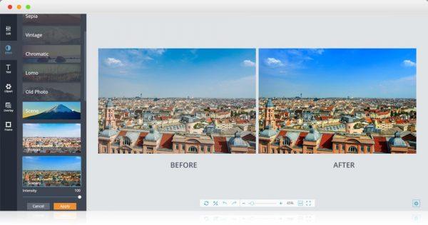 FotoJet éditeur de photos en ligne gratuit et bien plus