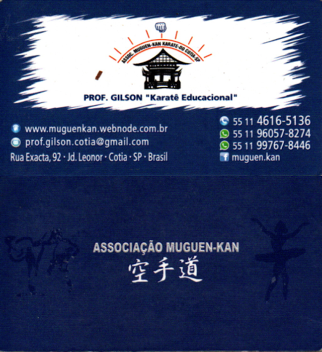 PROFESSOR GILSON KARATE EDUCACIONAL