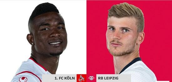 Bundeliga 2019/20: FC Koln vs RB Leipzig Dream11 Predictions