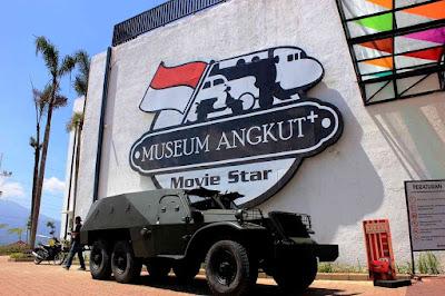 Lokasi Museum Angkut Malang