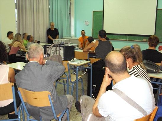 «Αθλητισμός και ΑΜΕΑ» στην 6η Πανελλήνια Ημέρα Σχολικού Αθλητισμού στο Εσπερινό Λύκειο Ναυπλίου