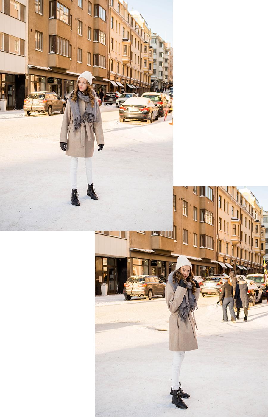 Vinkkejä tyylikkääseen talvipukeutumiseen // Tips for stylish winter dressing
