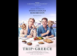 Nonton film movie The Trip to Greece (2020) sub indo