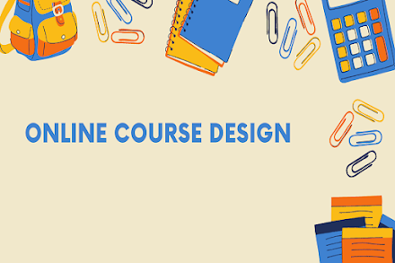 5 Tips For Making Online Course Design