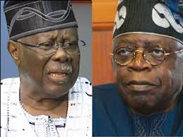 Olabode George Exposes Tinubu In A New Interview – See What He Said About Tinubu