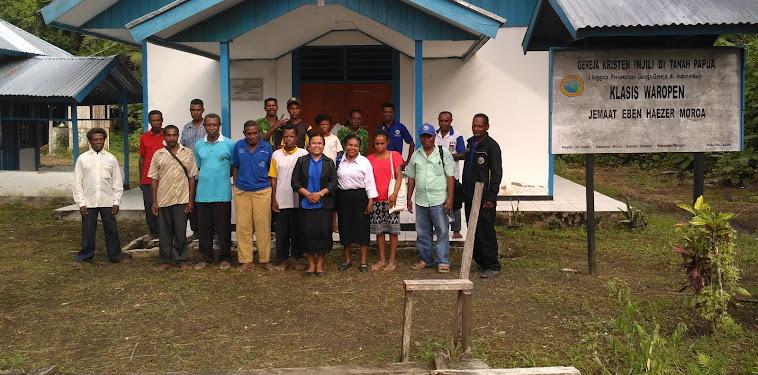 Liturgi Ibadah Natal Anak Sekolah Minggu Gki Di Papua ...