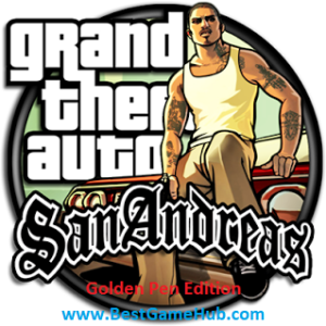 GTA San Andreas Golden Pen PC Game Free Download - BestGameHub.com