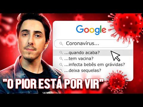 Tudo que você precisa saber sobre o coronavírus em um vídeo bem explicado
