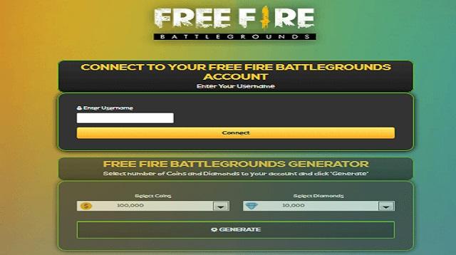 Cara Hack Top Up Game Online FF