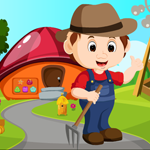 Play Games4King Farmer Escape …