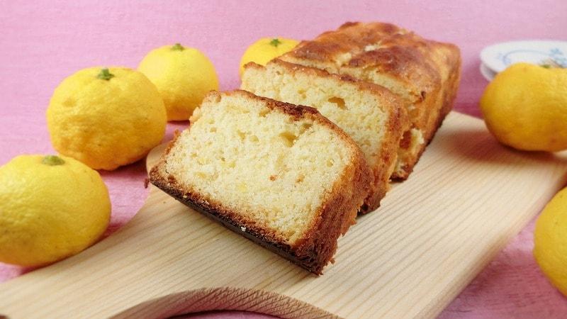 トースター パウンド ケーキ