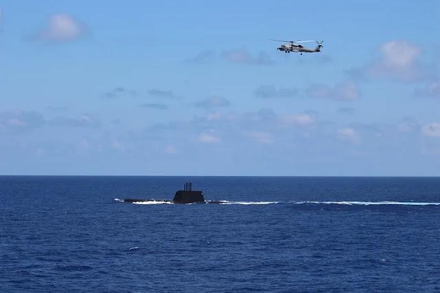 Οι εφιαλτικές ημέρες του τουρκικού υποβρυχίου στο Αιγαίο