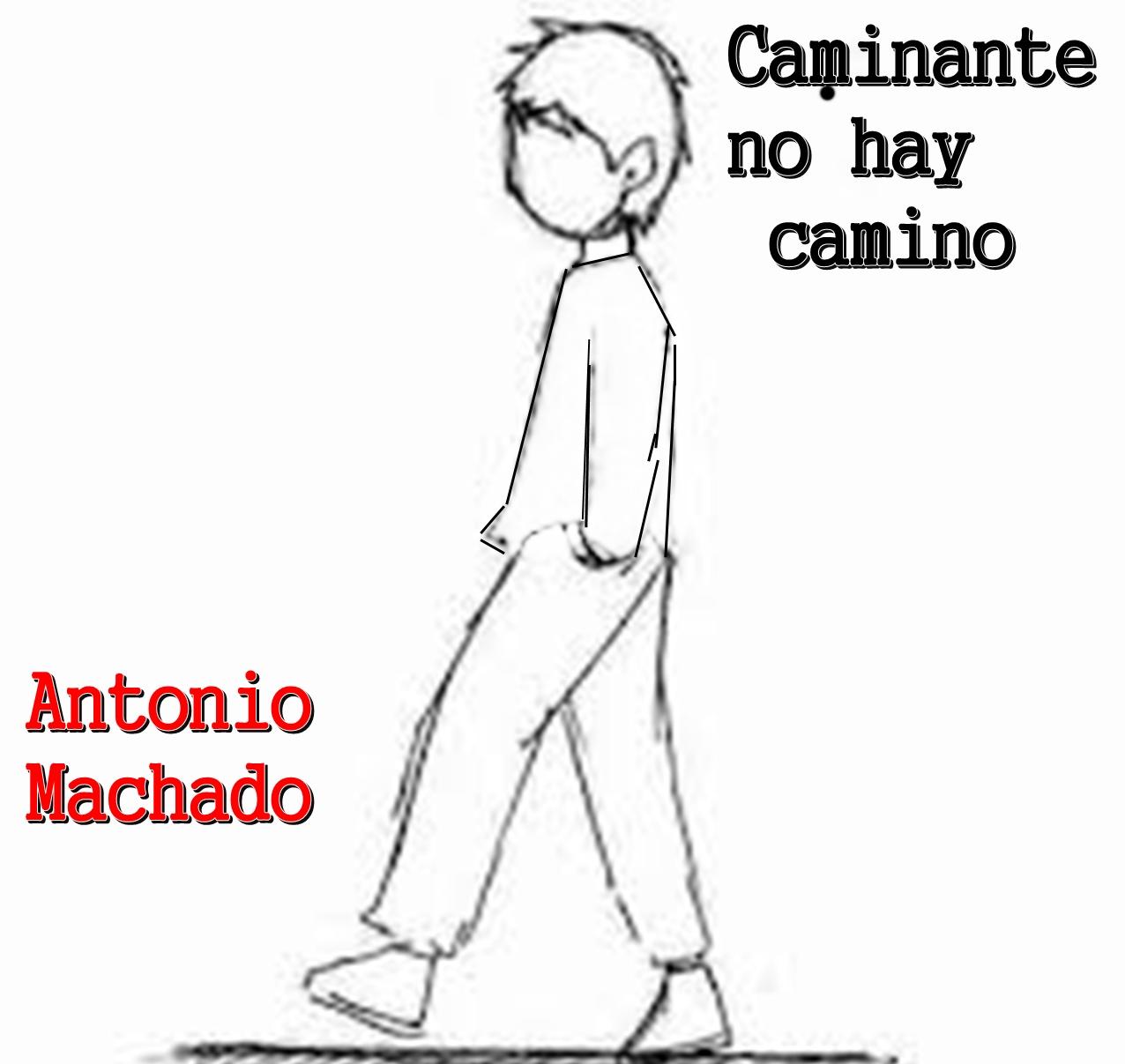 Letritas Infantiles Caminante No Hay Camino