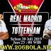 Berita Pertandingan AUDI Cup 2019 antara Real Madrid VS Tottenham Hotspur