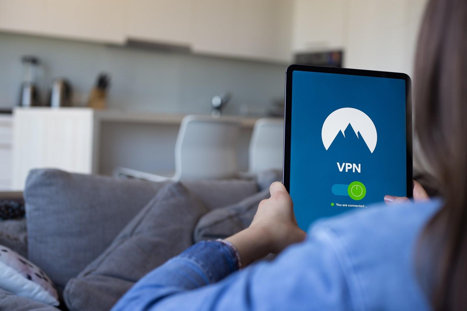 الشبكات الافتراضية الوهمية