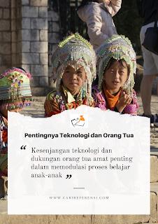 Kesenjangan Digital: Bagaimana Akses Internet di Rumah dan Dukungan Orang Tua memengaruhi Hasil Siswa?