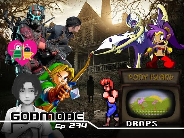 GODMODE 274 - DROPS