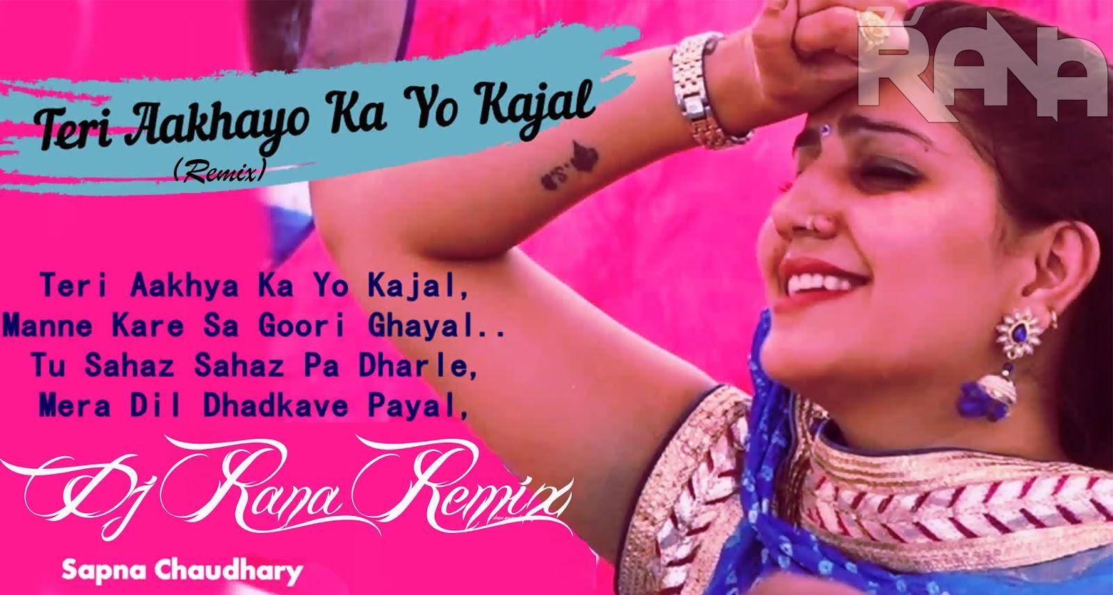 Teri aakhya ka yo kajal hard dj mp3 song download | Teri