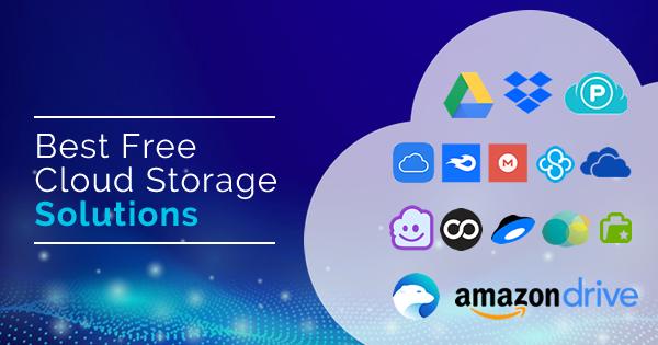List of 100 GB+ Free Cloud Storage