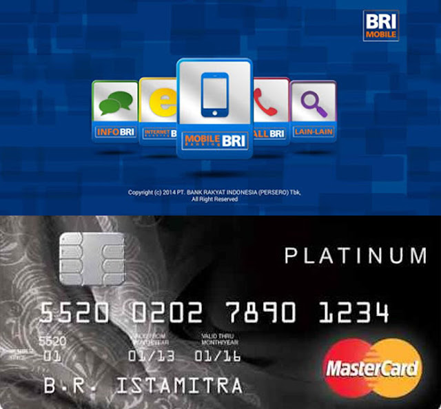 Cara Bayar Tagihan Kartu Kredit BRI
