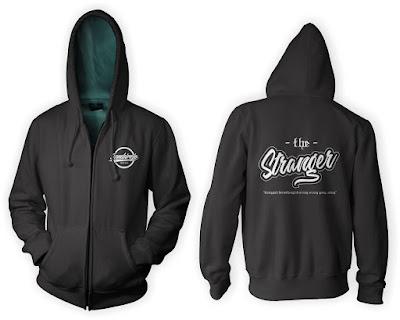 Jasa Pembuatan custom Jaket Hoodie sweater Sablon Murah