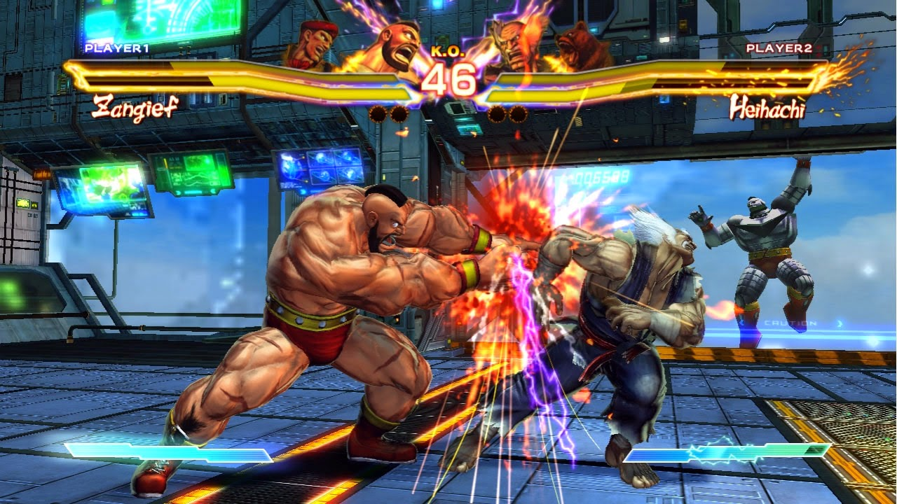 Street Fighter Online Free Games