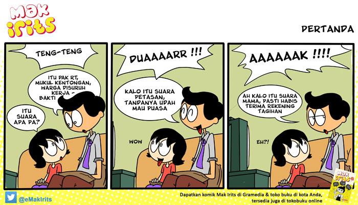 Tips Hemat Listrik Ala Mak Irits