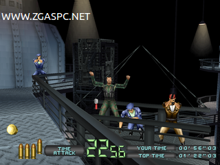 Download Time Crisis Project Titan Games PS1 For PC Full Version ZGASPC