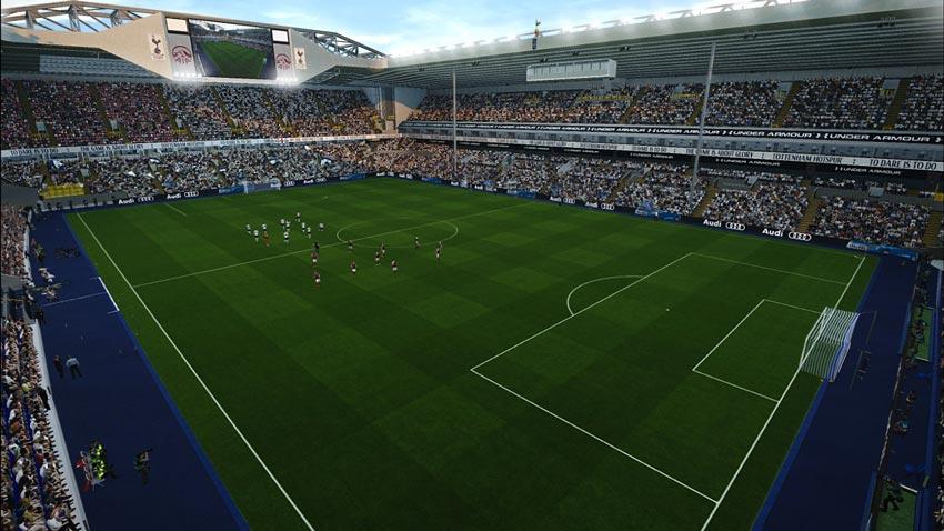 Stadium White Hart Lane For eFootball PES 2021