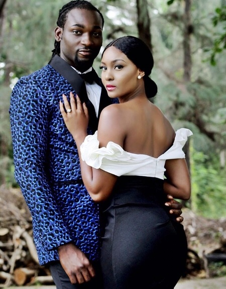 Tinsel Star, Gbenro Ajibade Married Osas Ighodaro Over U.S Green Card? Actress Addresses Reports