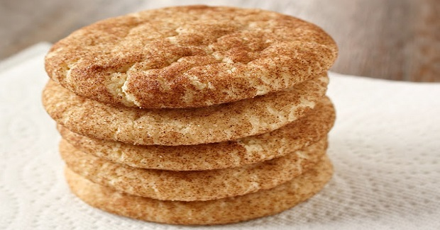 Egg-Free Snickerdoodles Recipe