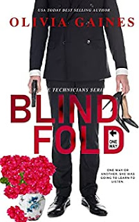 Blind Fold: Book Seven - Technicians Series - a Contemporary Romance by Oliva Gaines - book promotion sites
