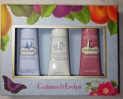 Crabtree & Evelyn Floral Hand Therapy Sampler