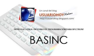 Introducción a BasinC, programando en Windows para ZX Spectrum