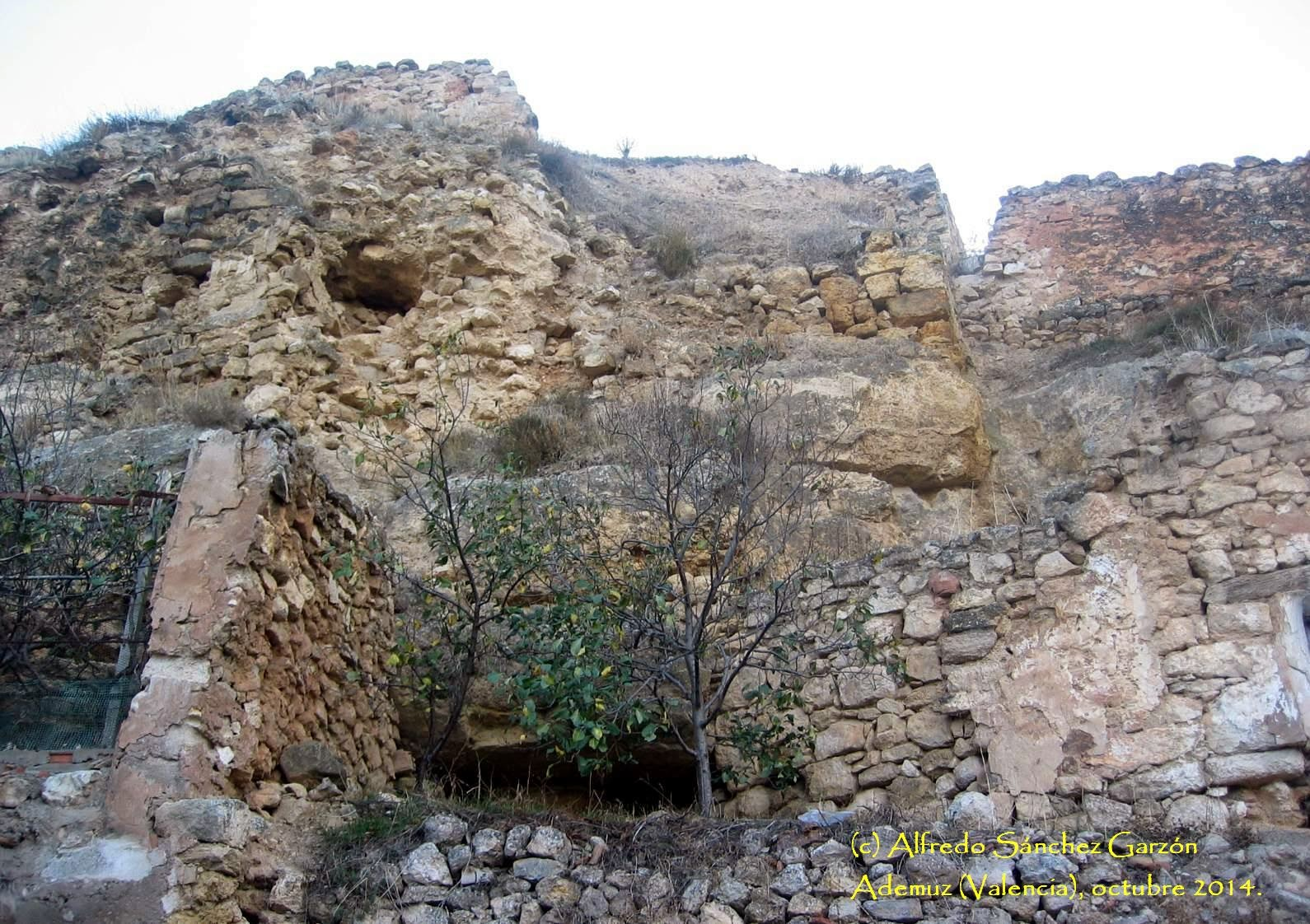 ademuz-castillo-murallas-vallado